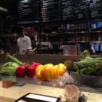 RIGOLETTO KITCHEN - オープンキッチン