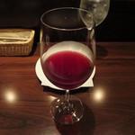 グロリエット - 本日は赤のボトルを2本