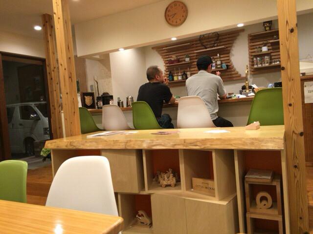 カフェ 陽だまりの家