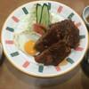 グルメハウスやまぐち - 料理写真:メンチ980円。大きい