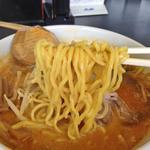 味源 - オロチョン味噌(麺)