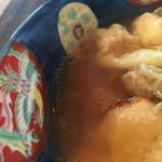 支那そば たなか - スープ