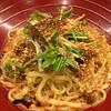 金蠍 - 料理写真:汁なし金胡麻担々麺