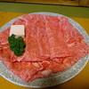 鳥勝牛肉店 - 料理写真:(2016-6-6) 米沢牛すきやき