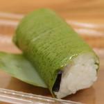 笹すし 小倉屋 - 料理写真:笹寿司