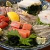 大安 - 料理写真:お造り盛り合わせ(4人前・3000円)