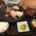 佐海屋旭 - カマ焼き定食