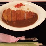 ひまわり - カツカレー【450円】