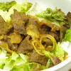 IRISH PUB O'Neill's - 料理写真:【ランチ限定】カレー風味のジンギスカン丼!カレジンボウル!