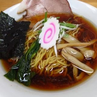 ラーメンのみすゞ - 料理写真: