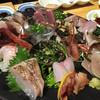 すし・魚処 のへそ  - 料理写真:刺身盛り