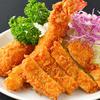 とんかつと和食 わかさ - 料理写真:外はサクっと、中はジューシー。 高座豚のとんかつは必食です。