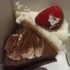 パティスリー ナチュレ ナチュール - 料理写真:ショートケーキ&ガトーショコラ