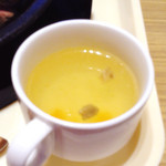 いきなりステーキ - ランチのスープ