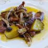 レストラン木村家 - 料理写真:鴨モモ肉のコンフィ グランメール風