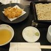 よしみや - 料理写真:せいろと天ぷら