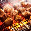 官兵衛 - 料理写真:炭火でじっくり焼き上げます。