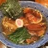 くじら軒 - 料理写真:パーコー麺 濃口醤油