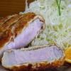 とんかつ とんき - 料理写真:特大ロースカツ定食