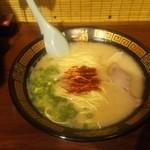 一蘭 - 料理写真:ラーメン(\790)