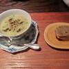 レストラン よねむら - 料理写真:酒粕のスープ