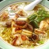 比内地鶏 麺 - 料理写真:とりラーメン780円!