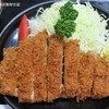 かつ亭喜多八 - 料理写真:特ロースカツ、かなりの高温揚げ