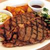 ■道産牛リブアイステーキ(約300g)