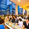 ANAクラウンプラザホテル大阪 ビアガーデン - メイン写真: