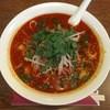 運城飯店 - 料理写真:ニラ刀削麺、854円です。
