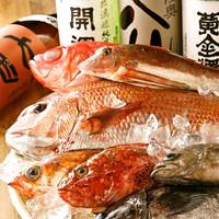 【築地仲卸】早朝買い付けた旬の鮮魚を毎日お届け。