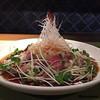 あぶり肉 がらん - 料理写真:能登牛のユッケ風ローストビーフ
