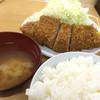いちかつ - 料理写真:ロースかつ定食690円