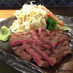 あぶり肉 がらん - 能登牛のイチボ