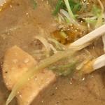 麺屋とがし 龍冴 - 濃厚えびつけ汁