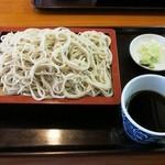 松風 - 料理写真:もり(五〇〇円)