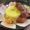 宇UDDA陀  - 料理写真:タンドリーチキンカレー(A、1,600円)