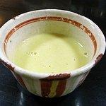 くまさんの台所 - スープか味噌汁どちらかを選べます
