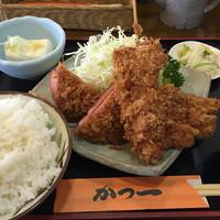 かつ一 (武州荒木/定食・食堂)