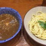 百日紅 - 濃厚煮干しつけ麺