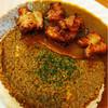 カレー屋パク森 - 料理写真:パク森からあげカレー