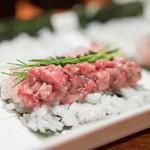 よろにく - 2016.6 トモサンカクと真鯛の手巻き寿司