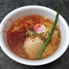 塩川屋 - 料理写真:「喜多方しじみ熟成醤油ラーメン」850円 (さいたま新都心ラーメンフェスティバル)