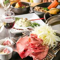 香り豊かなワインとバル料理のお得コース!歓迎会・送別会にも◎