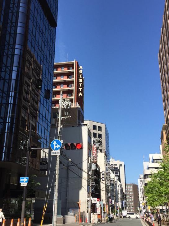 大阪 アリエッタホテル