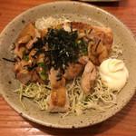 ろぐ亭 - 鶏肉照焼 780円