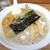 麺や 福座 - 料理写真:2016年6月5日(日) 煮干し豚骨(800円)