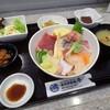 魚勘二代目 尋 - 料理写真:ちらし寿司定食1,050円