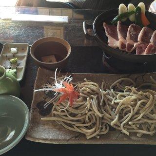 そば心 ゐ田 - 料理写真:鴨汁そば