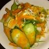 サンバンダ - 料理写真:サラダ。